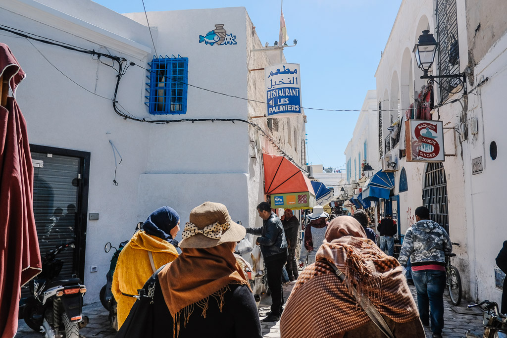 invader tour tunisia djerba