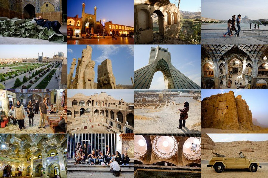 iran tours