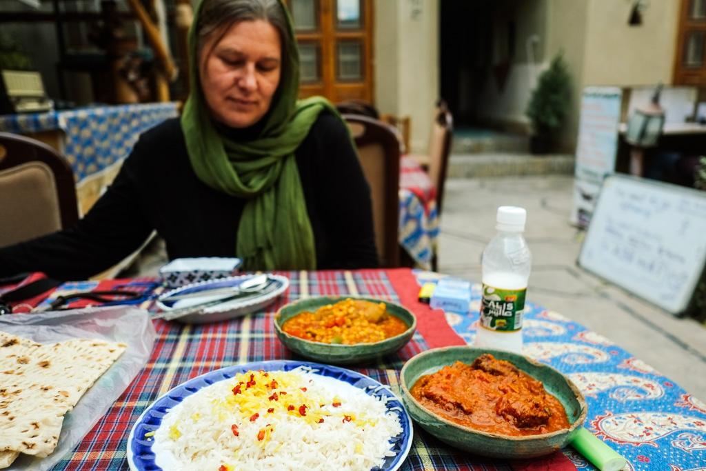 iran food photo