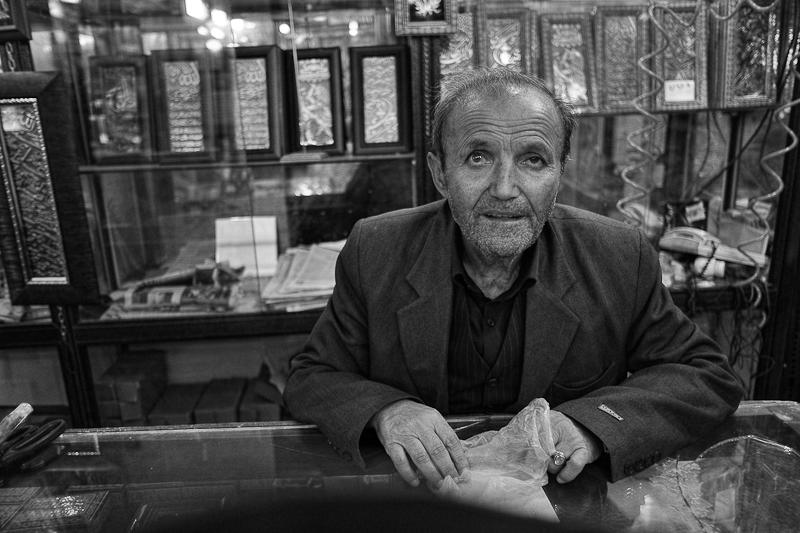 Shop Keep - Iran