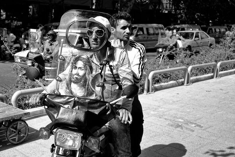 iran street photography 21