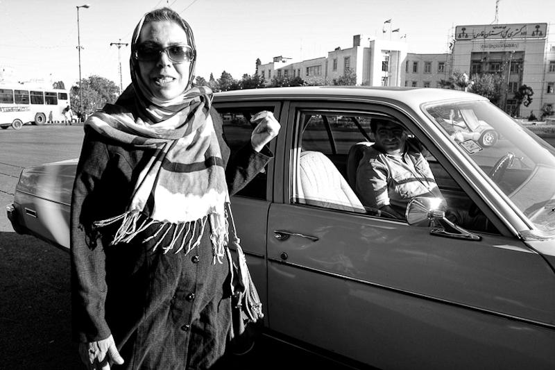 Nice car - Shiraz Street Photography