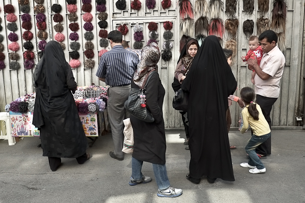 iran street photography