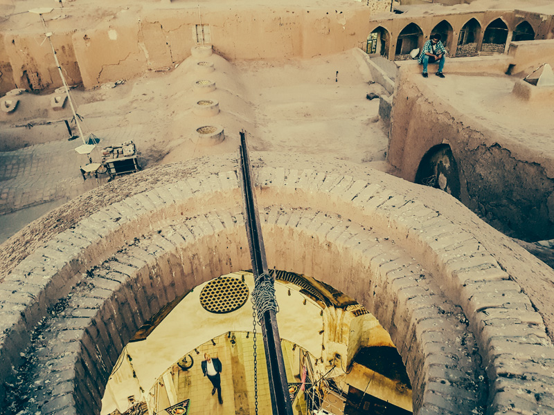 iran tour kashan