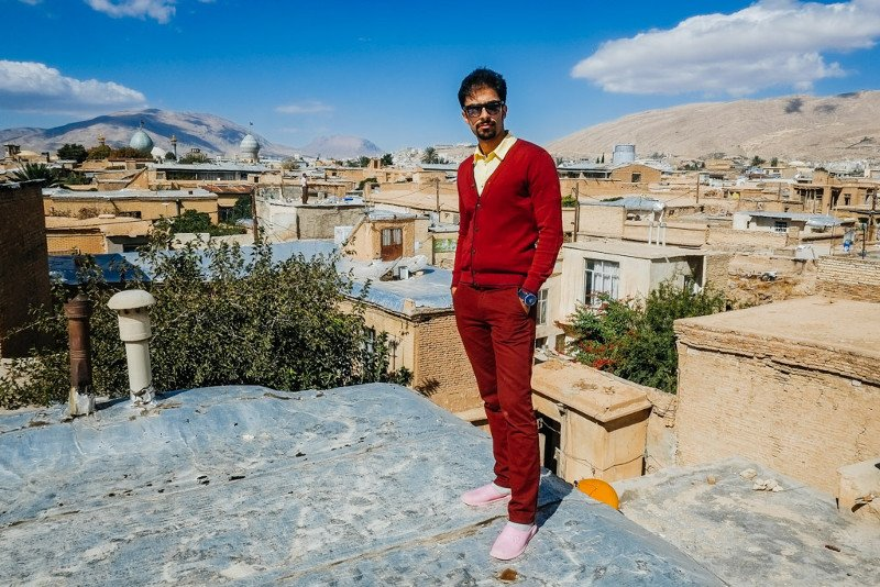 iran tour shiraz vahid