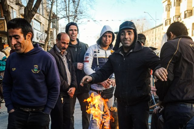 iran tourism dangers
