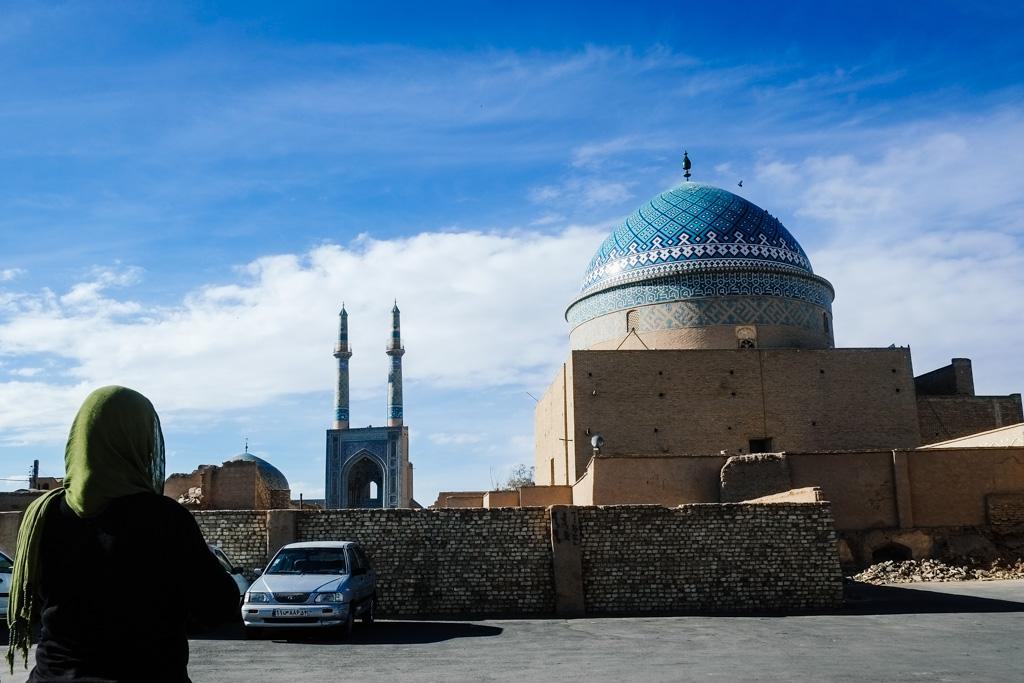 iran travel blog photo