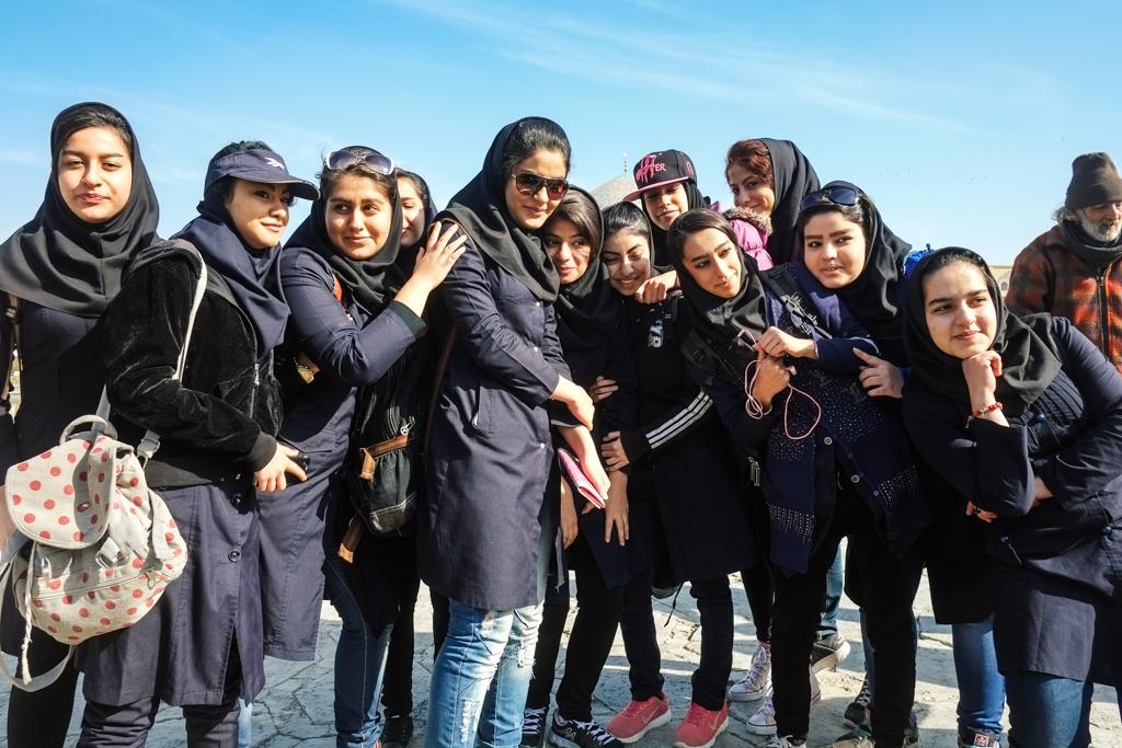 iranian teenagers