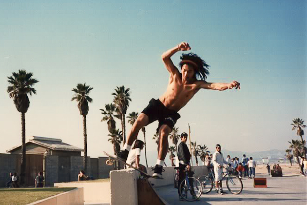 Jef Hartsel - Venice Beach 1988
