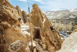KANDOVAN, IRAN – THE LAST CAVE VILLAGE ON EARTH