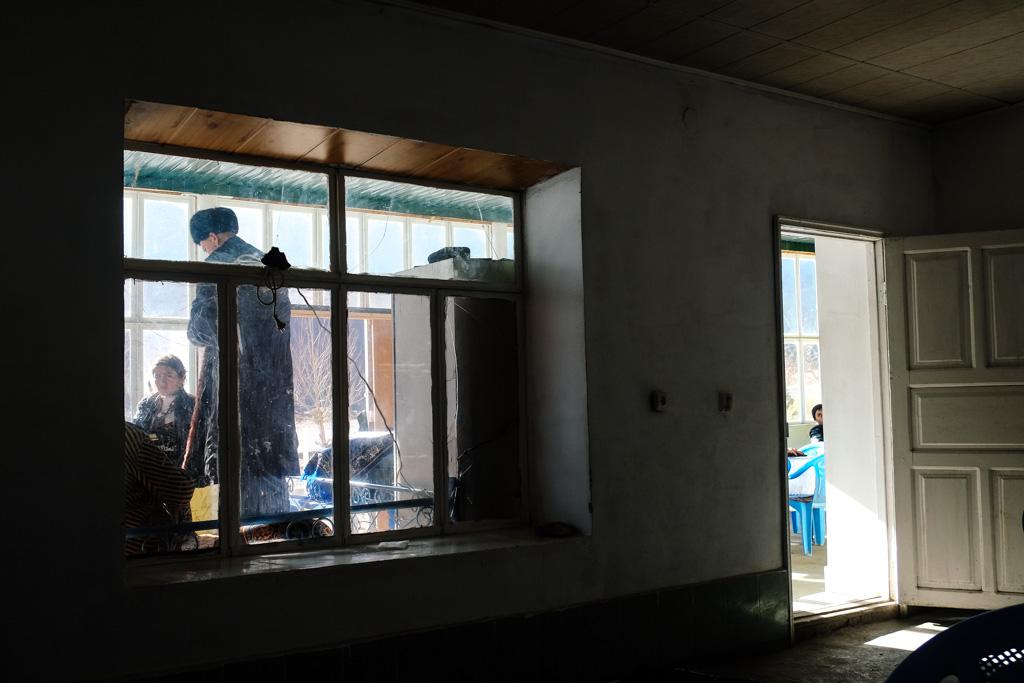 khujand dushanbe road house