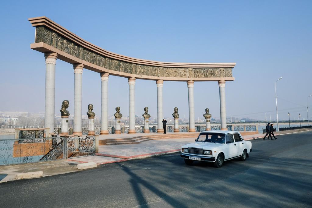 tajikistan lada
