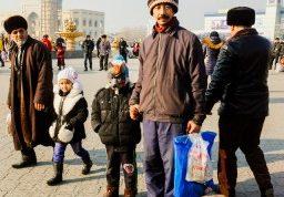 khujand walking tour guide tajikistan