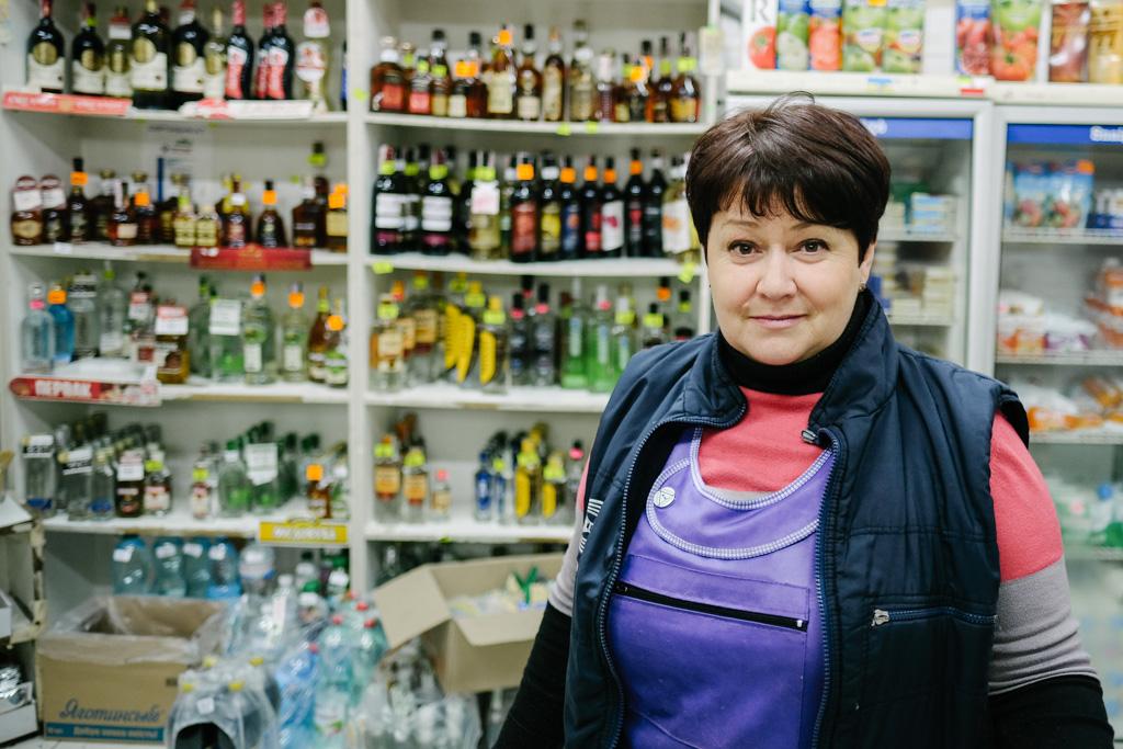 ladies of chernobyl market