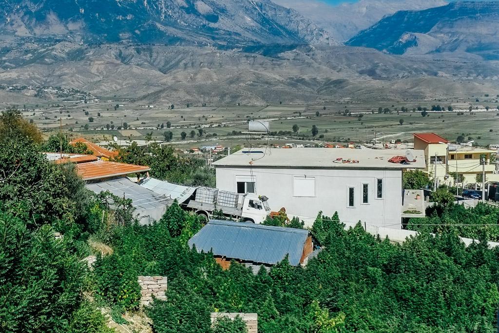 Lazarat Albania - home to a lot of Marijuana