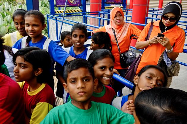 legoland Malaysia kids