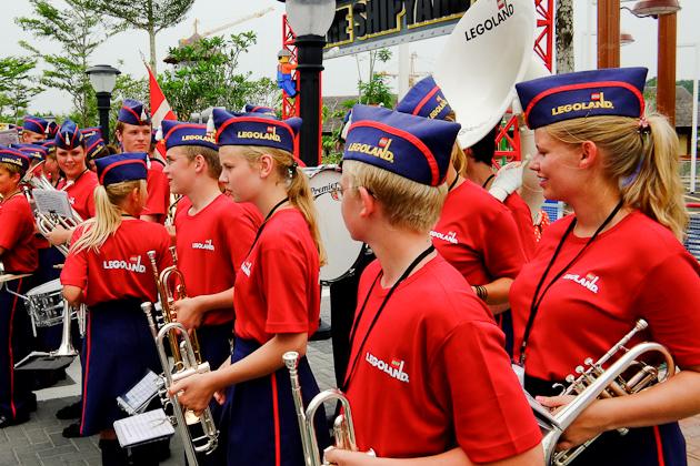 legoland marching band