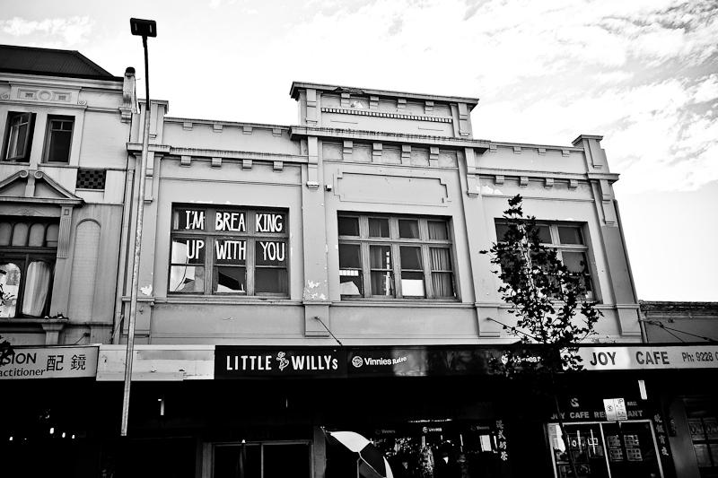 Little Willy's, WIlliam Street, Northbridge