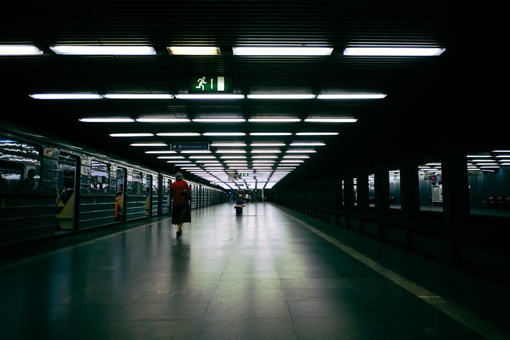 m3 line metro budapest