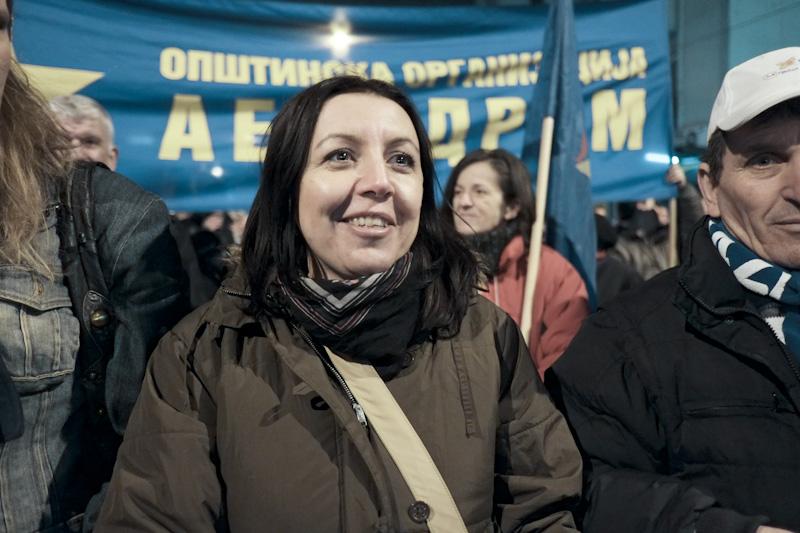 Beautiful Macedonian Wife