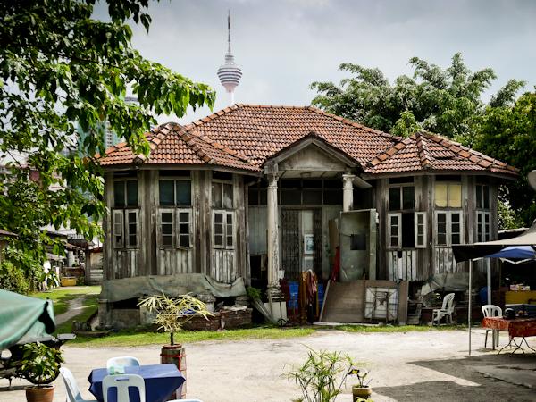 mansion kuala lumpur kampung baru