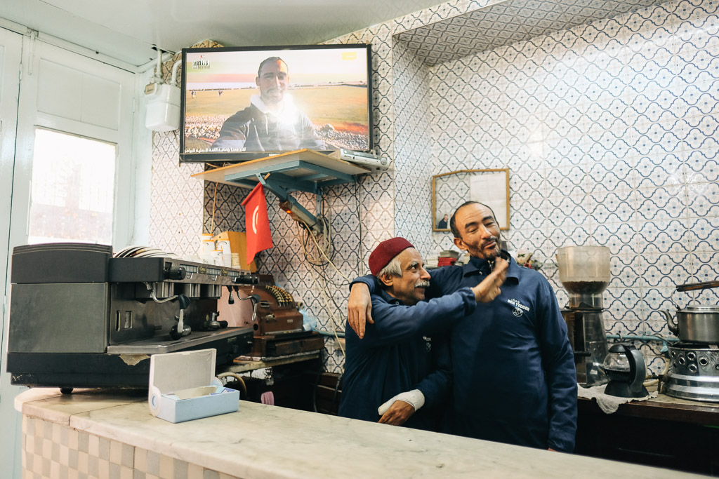 medina coffeeshop tunis