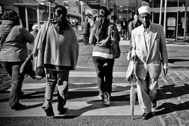 Melbourne Street Photography - Footscray