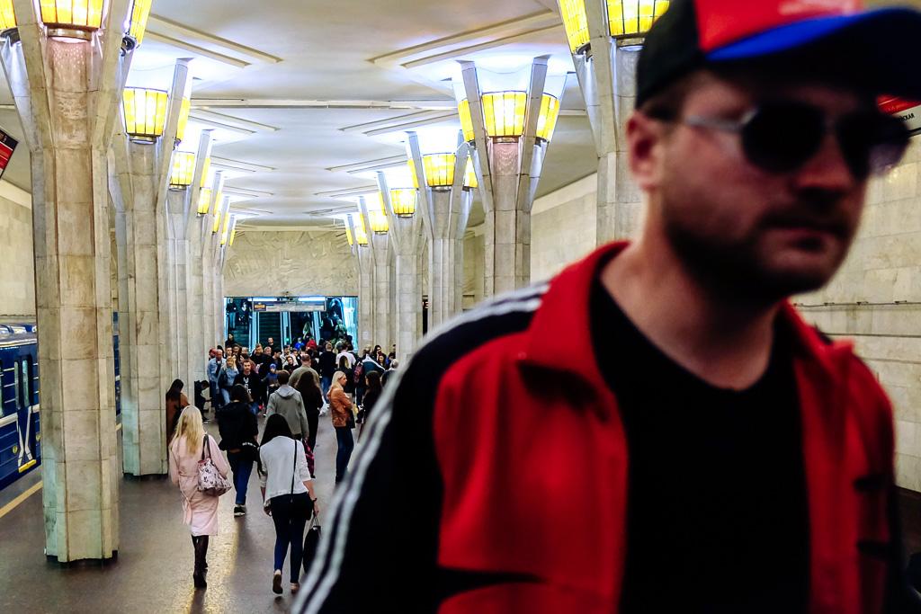 metro interior minsk