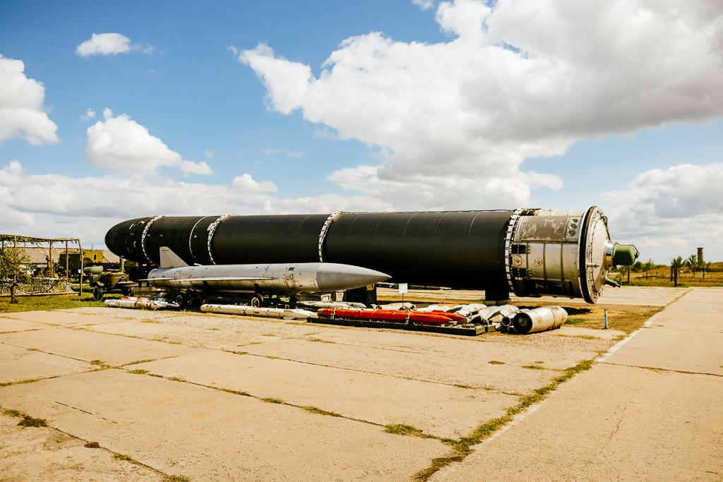 missile tour ukraine nuclear