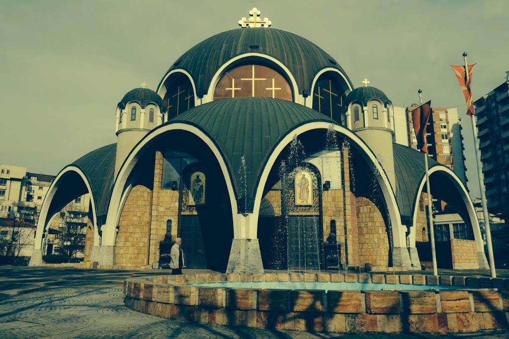 modernist church