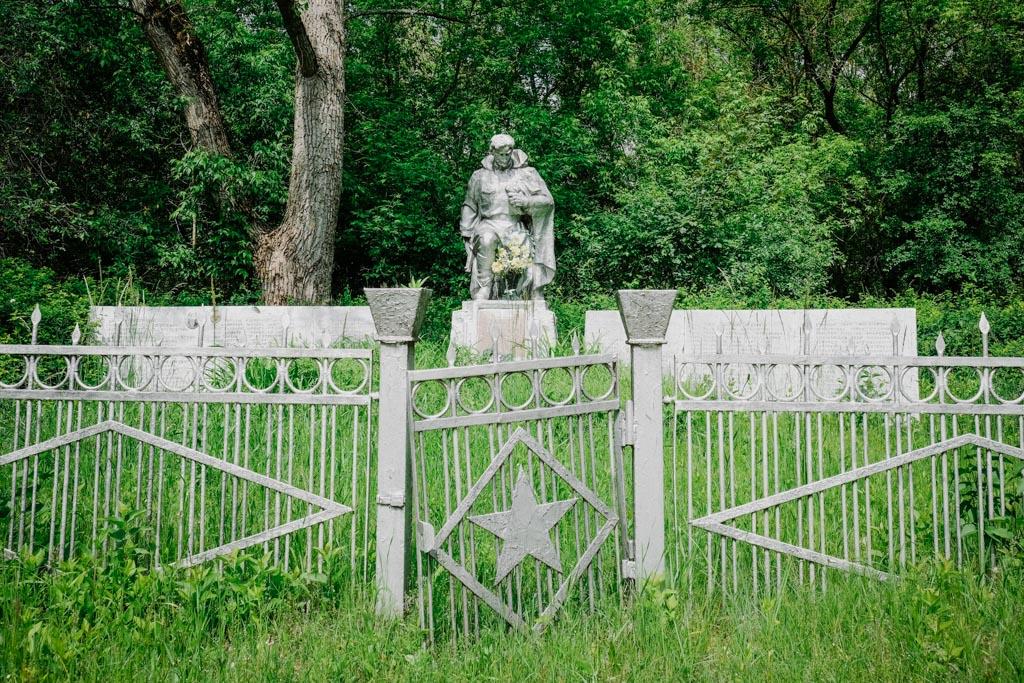 monument chernobyl tour
