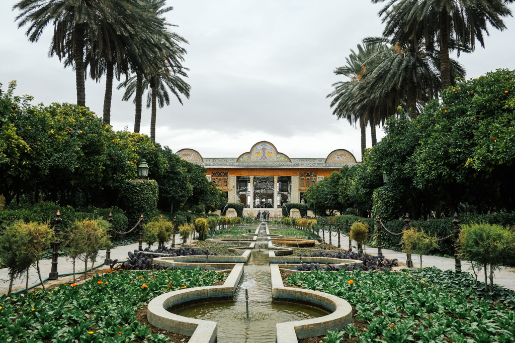 Naranjestan, Shiraz, Iran.