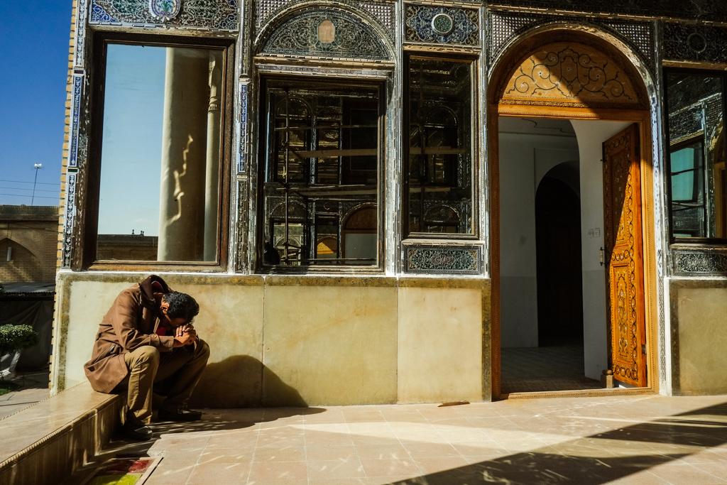 Narenjestan e Ghavam, Shiraz, Iran.