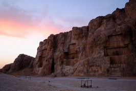 Necropolis Naqsh-e Rostam, Iran