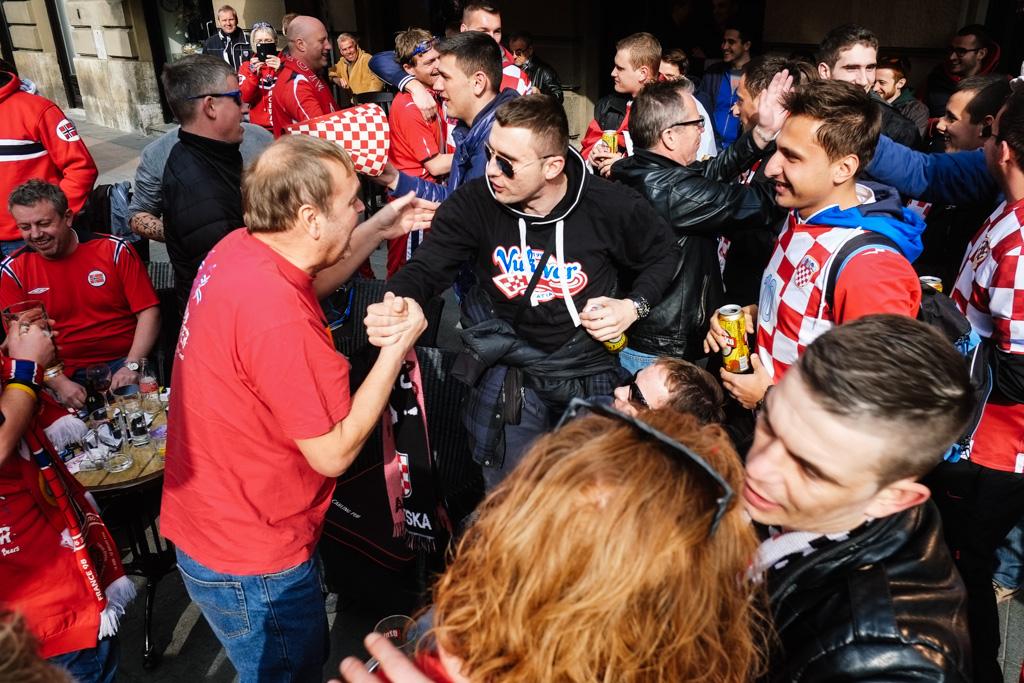 norway versus croatia 2015