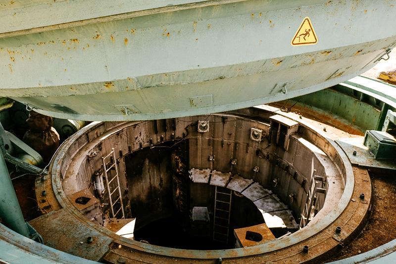 nuclear silo hatch kiev ukraine