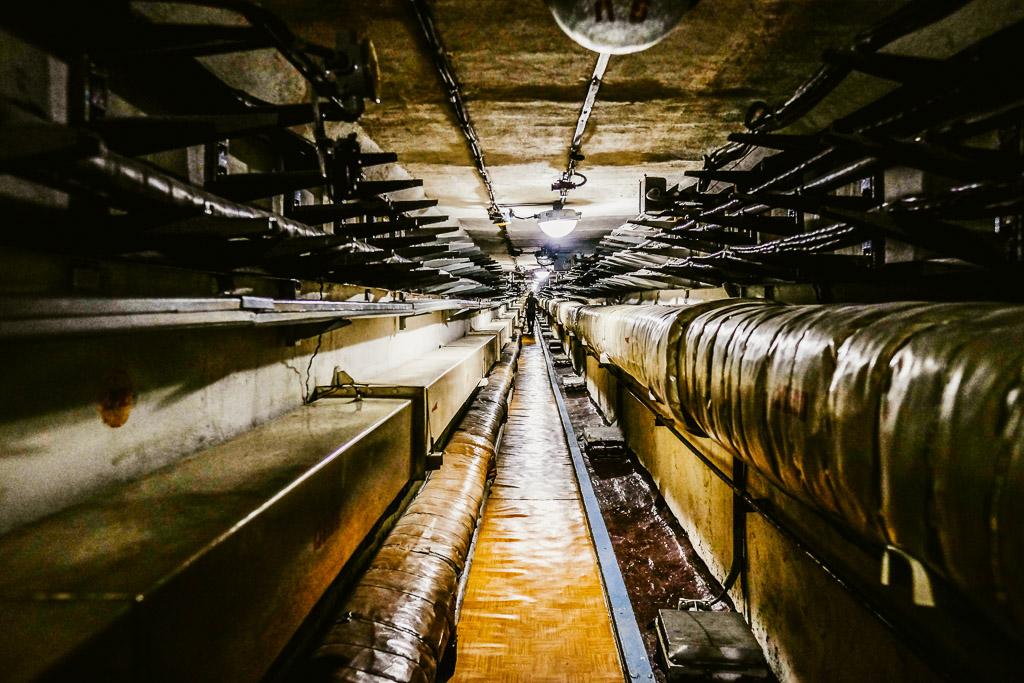 nuclear tunnels bunker tour kiev