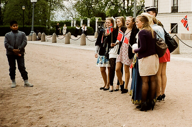 odd man out - Norway National Day