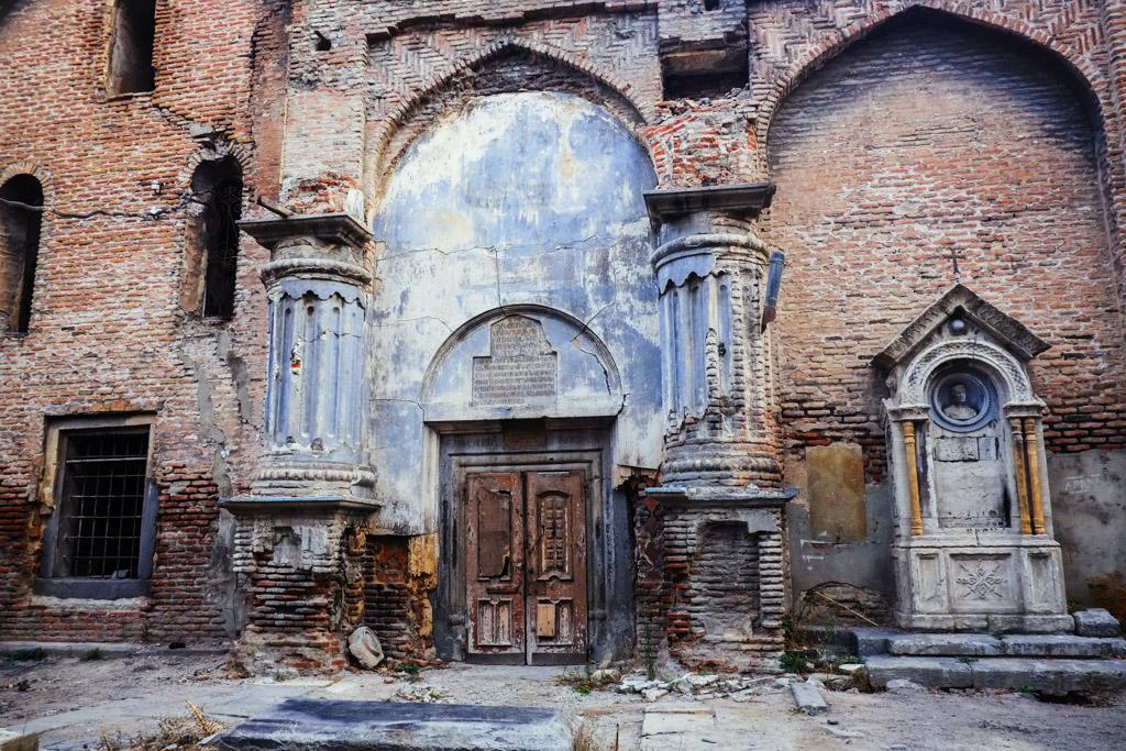 Old Tbilisi Church, Georgia