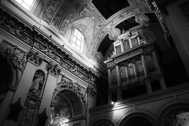 organ St Peter and St Pauls Church Vilnius