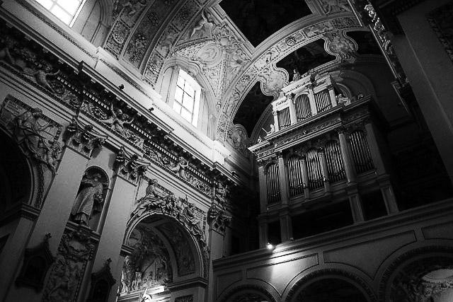 organ St Peter and St Pauls Church Vilnius