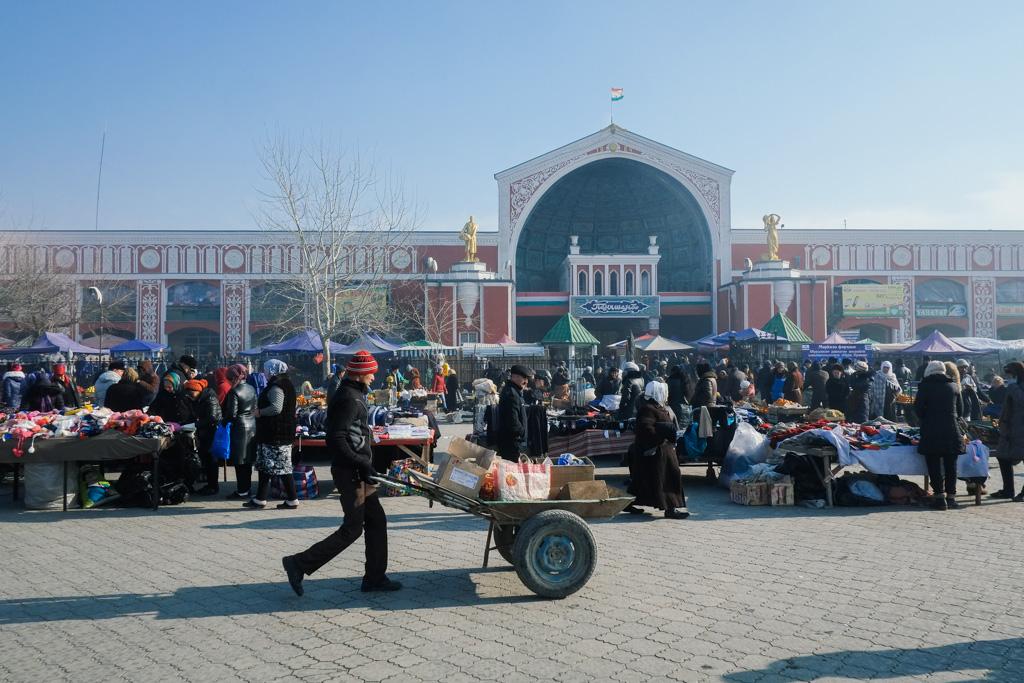 panshanbe bazaar khojand