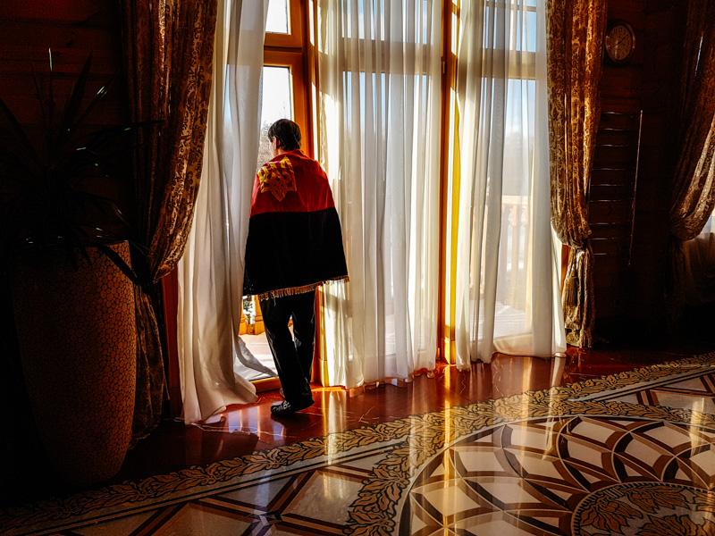 petro president mansion