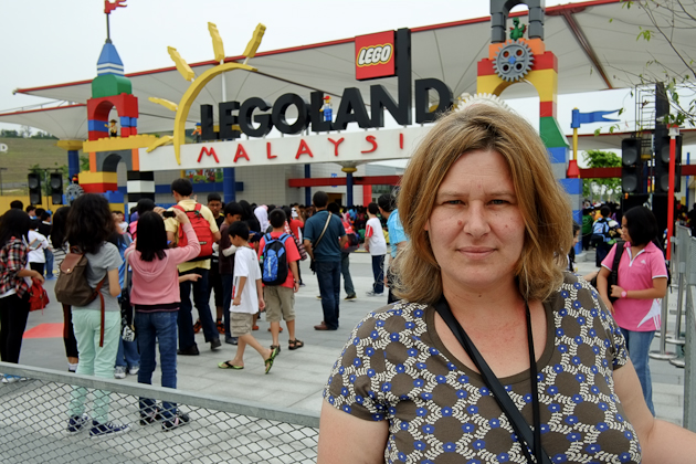 phillipa at legoland malaysia