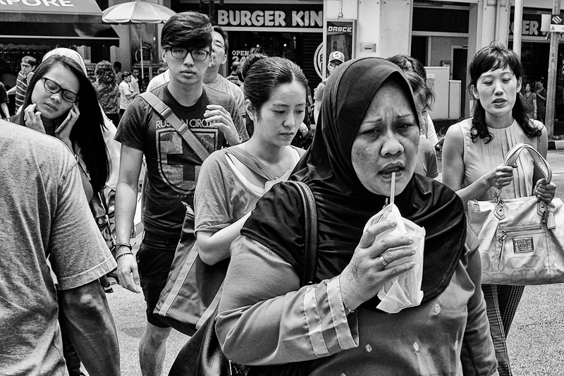 Bugis Street photography Singapore
