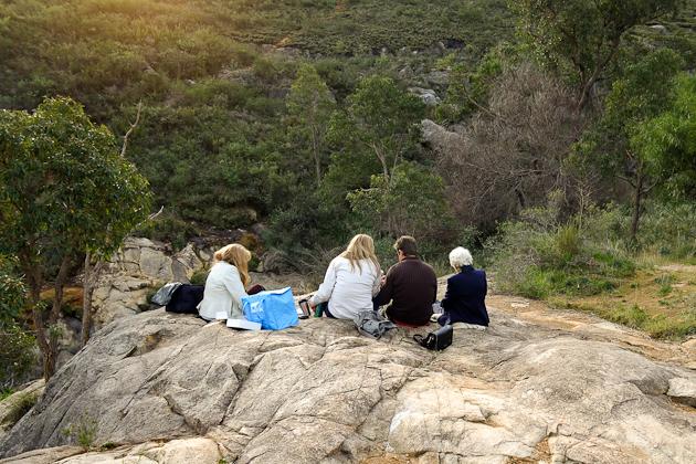 Picnic - Lesmurdie Falls Western Australia