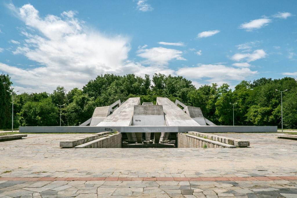 plovdiv communist monument