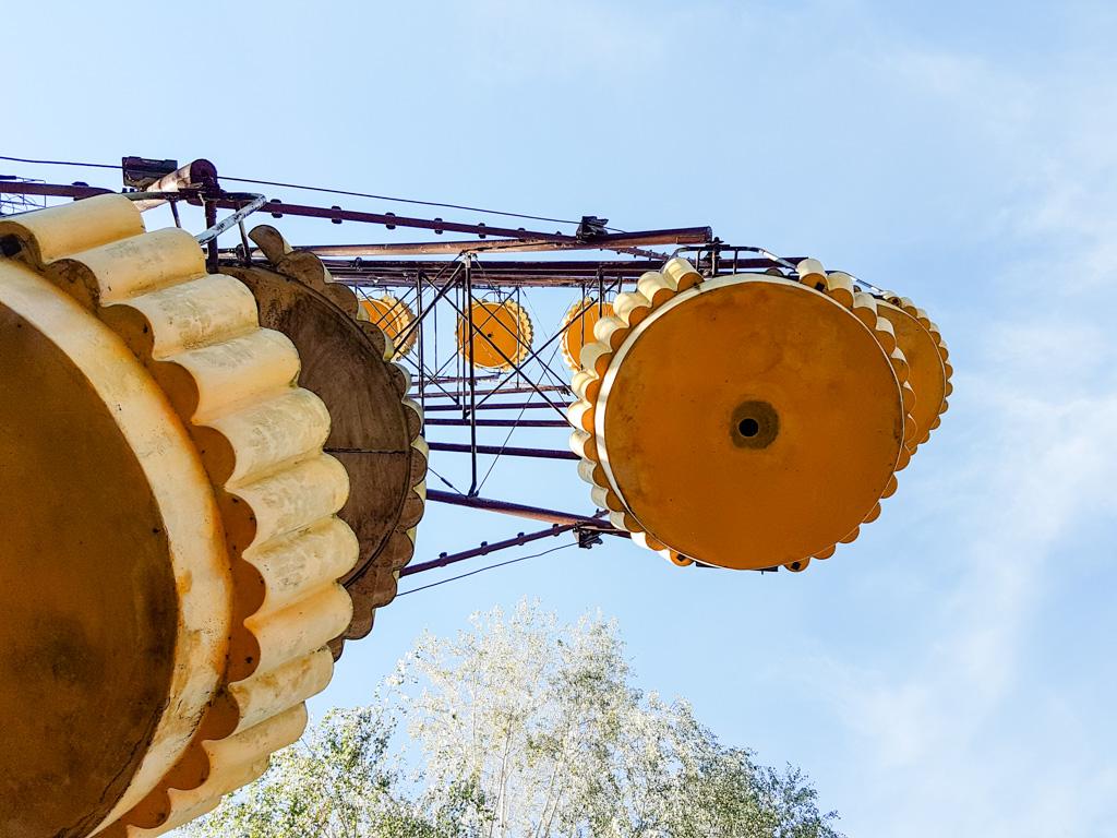 pripyat ferris wheel chernobyl