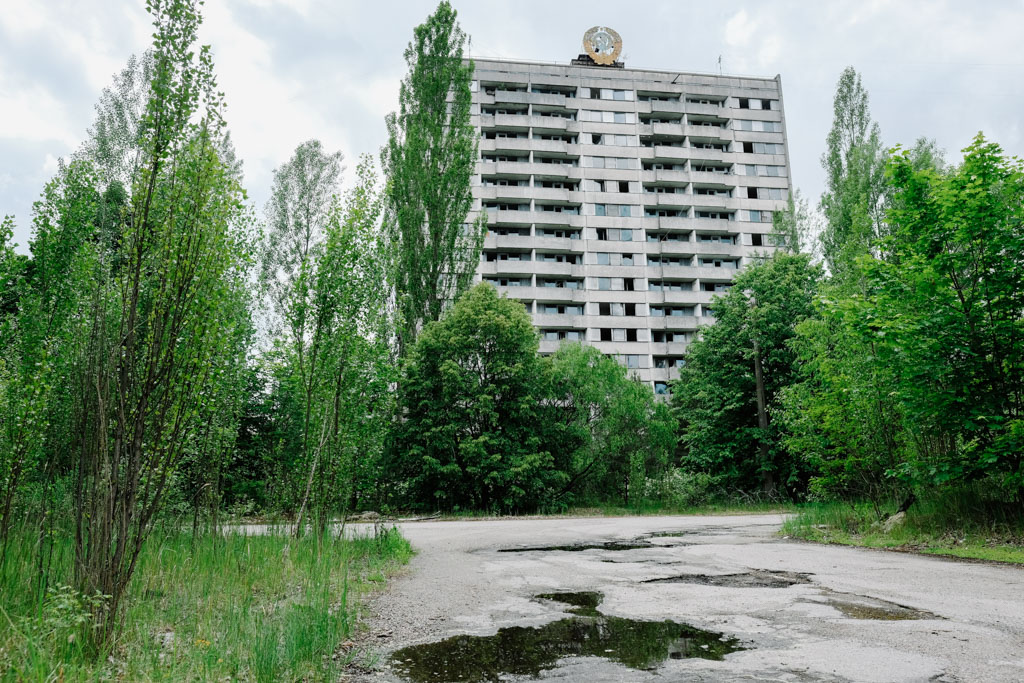 pripyat tour chernobyl