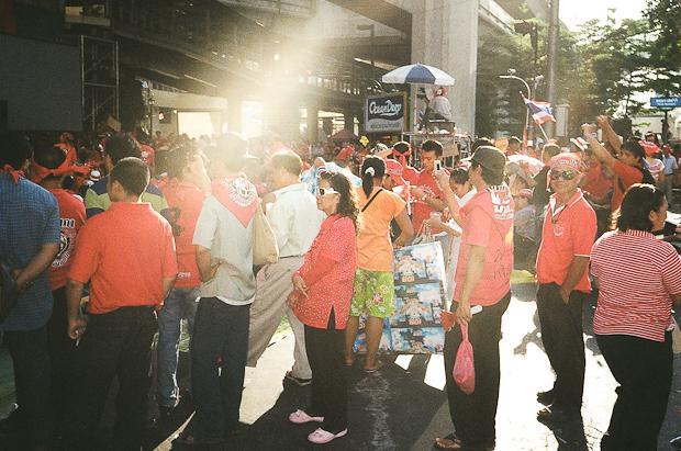 Red Shirts - Bangkok
